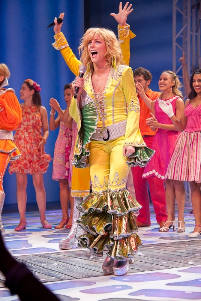 Photo Coverage: MAMMA MIA! Becomes 10th Longest-Running Show in Broadway History
