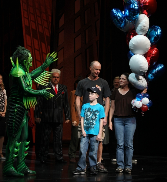 Photo Coverage: SPIDER-MAN Welcomes 500,000th Audience Member