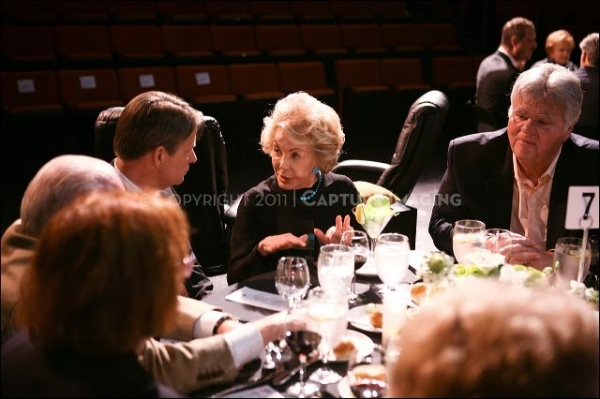 Photo Flash: Theatre Artist Dinner at the Kirk Douglas Theatre