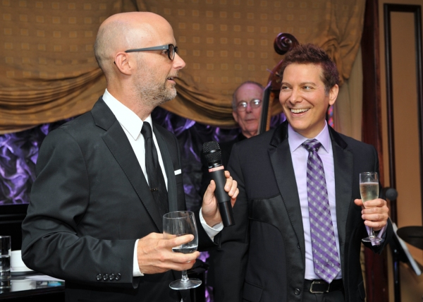 Photo Flash: Michael Feinstein Hosts The Music Has Power Awards!
