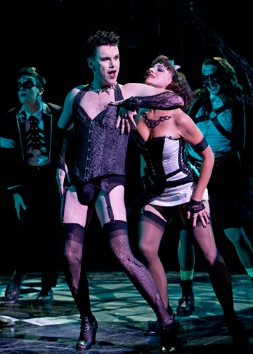 Photo Flash: First Look at Old Globe's ROCKY HORROR SHOW!