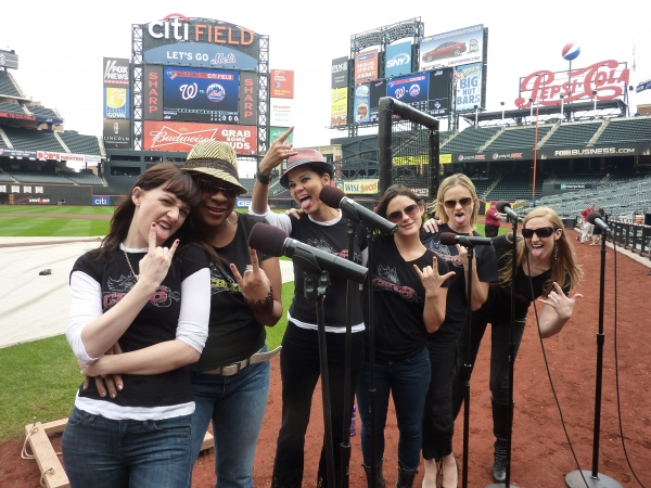 BWW VIDEO BLOG: CHIX 6 at Citifield and More!