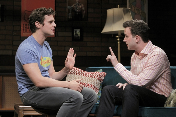 Photo Flash: Jonathan Groff, Rutina Wesley, et al. in MCC's THE SUBMISSION
