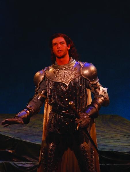 Photo Flash: CAMELOT Plays the John W. Engeman Theater!