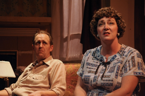 Erik Sandoval as Russ & Dee Covington as Bev