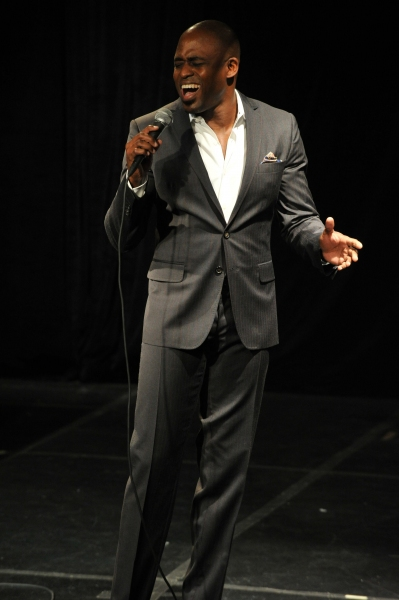 Wayne Brady  at CONCERT FOR VICTOR: A BENEFIT in Pasadena