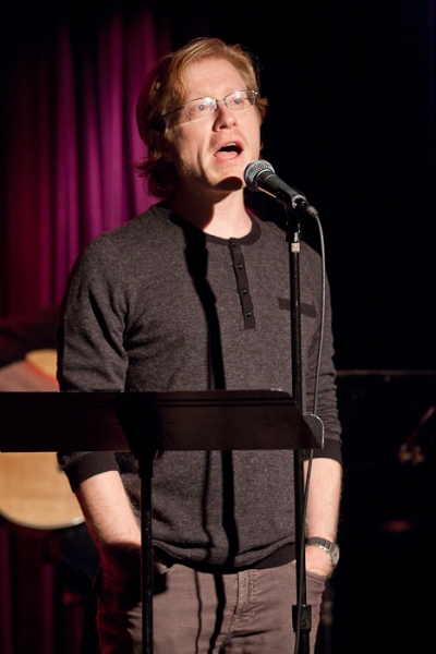 Photo Coverage: Anthony Rapp, Ann Harada, et al. Sing Eli Bolin