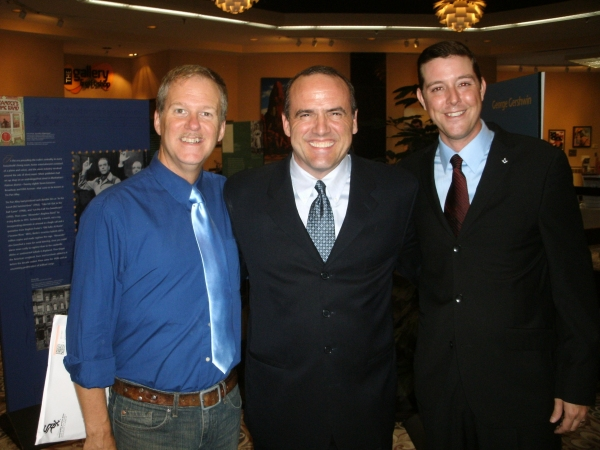 Stephen M. Genovese, Norm Boucher and Scott Stratton