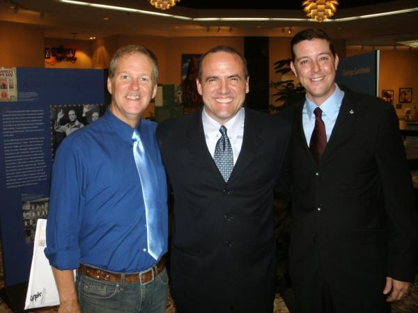 Stephen M. Genovese, Norm Boucher and Scott Stratton