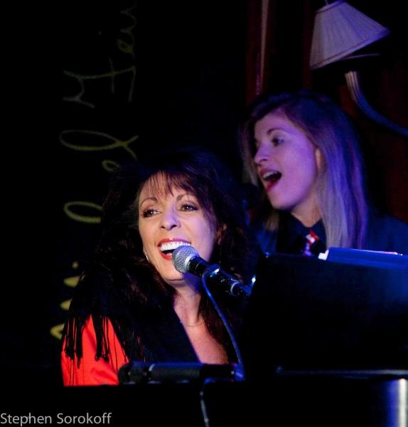 Jo Lynn Burks at Daryl Glenn & Jo Lynn Burks Bring NASHVILLE to Feinstein's