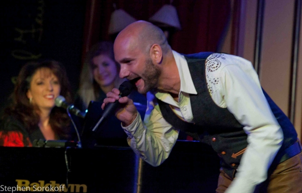 Photo Coverage: Daryl Glenn & Jo Lynn Burks Bring NASHVILLE to Feinstein's