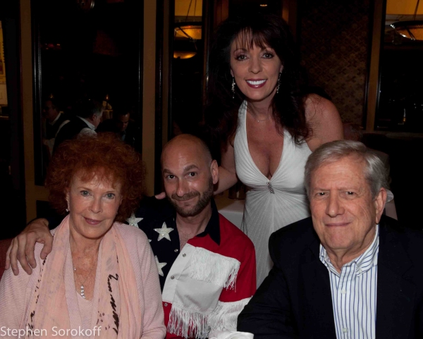 Daryl Glenn, Jo Lynn Burks, Michael Murphy at Daryl Glenn & Jo Lynn Burks Bring NASHVILLE to Feinstein's