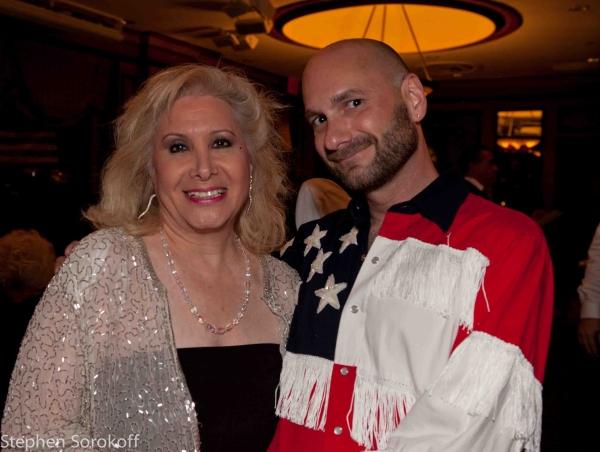 Photo Coverage: Daryl Glenn & Jo Lynn Burks Bring NASHVILLE to Feinstein's
