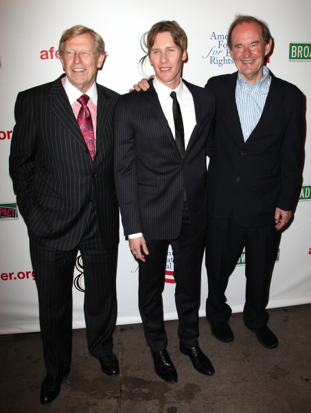 Theodore Olson , Dustin Lance Black and David Boies