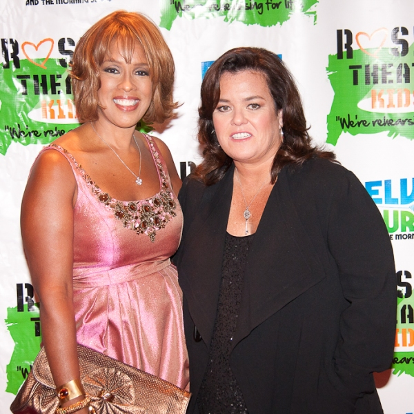 Photo Coverage: Rosie O'Donnell Honors Nancy Coyne et al. For Rosie's Theater Kids