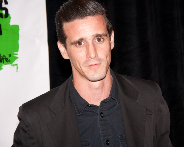 James Ransone at Rosie O'Donnell Honors Nancy Coyne et al. For Rosie's Theater Kids