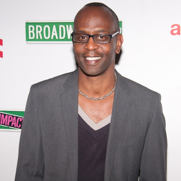 K. Todd Freeman at '8' Celebrates Broadway Premiere - The After Party