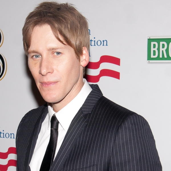 Dustin Lance Black at '8' Celebrates Broadway Premiere - The After Party