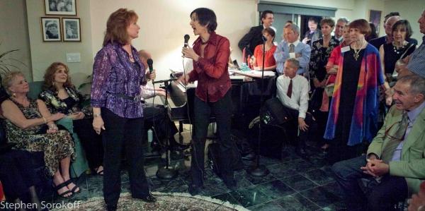 Raissa Katona Bennett & Rosemary Loar Photo