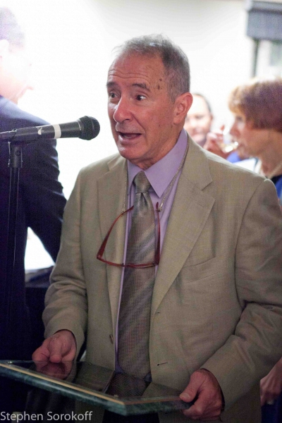 Bick Goss at Stars Honor Richard 'Bick' Goss at Musical Mondays Theatre Lab