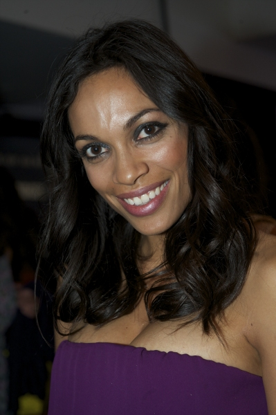 Photo Flash: Rosario Dawson, et al. at London Fashion Week