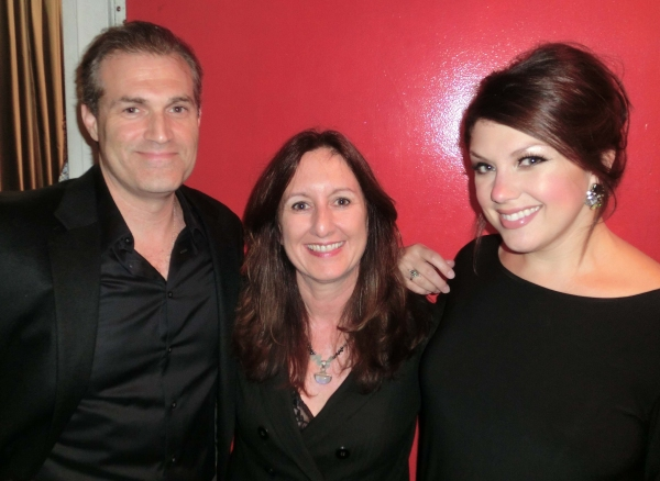 Photo Flash: Jane Monheit Brings ANYTHING GOES to Birdland