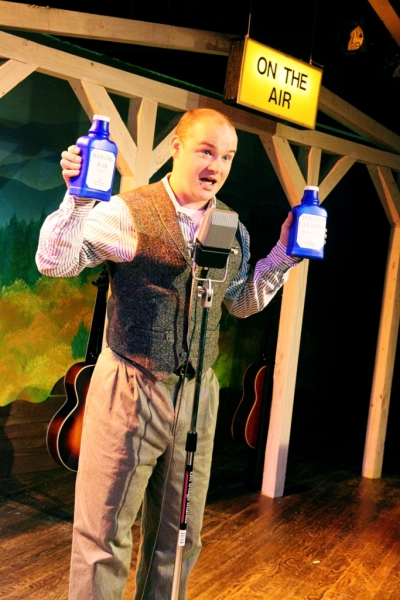 Photo Flash: Swift Creek Mill Theatre's KEEP ON THE SUNNY SIDE