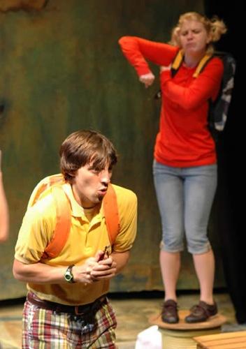 Vital Theatre Company Presents UNCLE PIRATE, 9/24-11/13