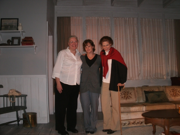 Alison C. Vesely, Angela Miller and Melissa Carlson