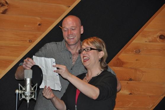 Zachary James and Valerie Fagan