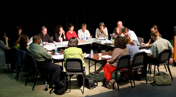 Photo Flash: Inside the Dramatists Guild's Chicago Intensive