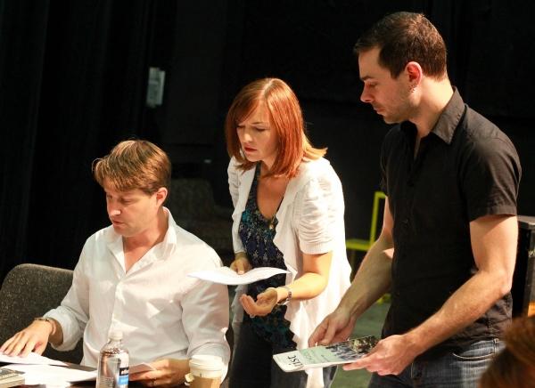 Steve Multer, Karen Multer and Ethan Deppe