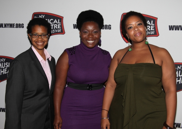 Dionne McClain-Freeney, Zonya Love Johnson and Angela Grovey 'This One Girl's Story'