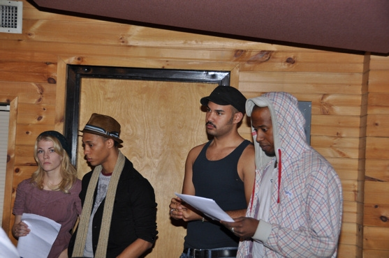 Photo Coverage: RENT Sings for 'Carols for a Cure'