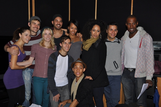 Genny Lis Padilla, Matt Shingledecker, Morgan Weed, Nicholas Christopher, Michael Wartella, Corbin Reid, MJ Rodriguez, Margot Bingham, Xavier Cano and Marcus Paul James