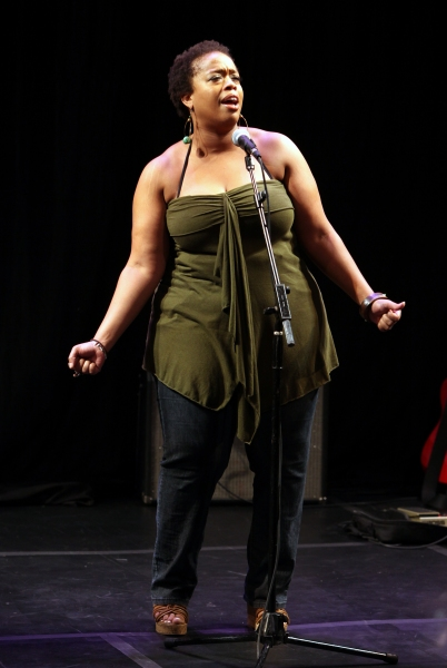 Angela Grovey '(This One Girl's Story')  at 2011 NYMF Performance Preview!