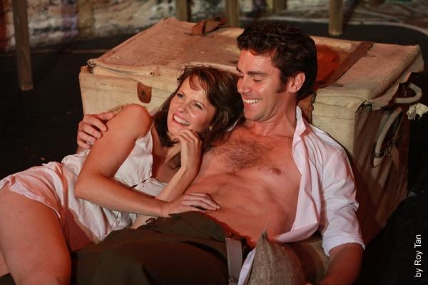Lisa Stokke and Matthew Goodgame