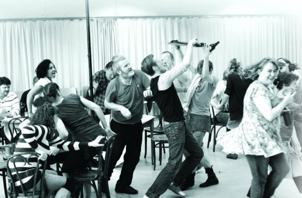 Photos: Michael Ball, Imelda Staunton in Rehearsal for Chichester Theatre Festival's SWEENEY TODD