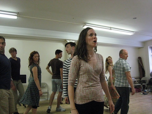 Brian Curl - Darrn Bluestone - Rebecca Pitcher - Matthew Schneider - John Jacob Lee  Photo
