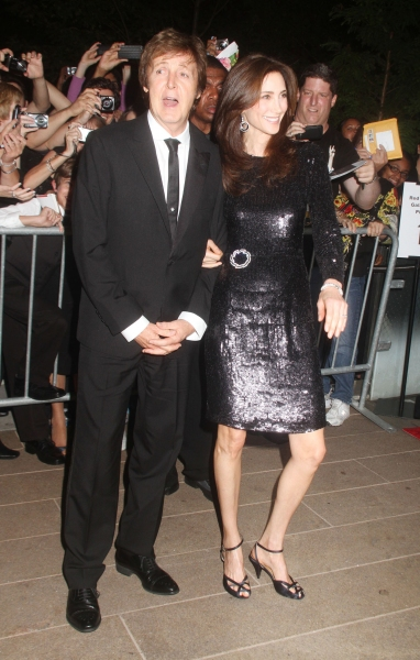 Photo Flash: New York City Fall Ballet Gala