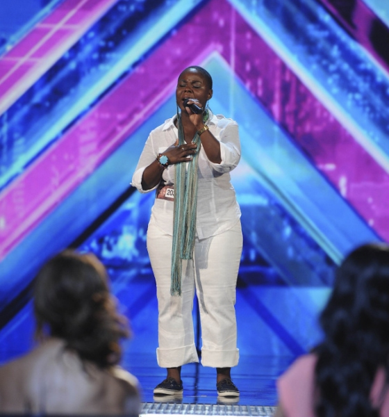 Photo Flash: THE X FACTOR Visits Dallas!