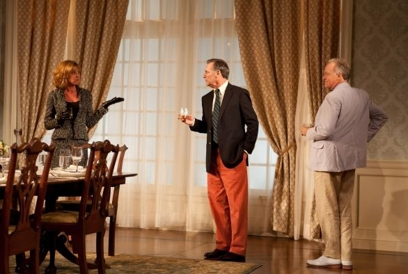 Photo Flash: First Look at Atlantic Theatre Company's DREAMS OF FLYING DREAMS OF FALLING