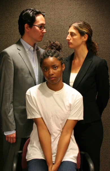 Matthew Park as Vice-minister Chou (an official from China), Keona Welch as Halima (a Photo