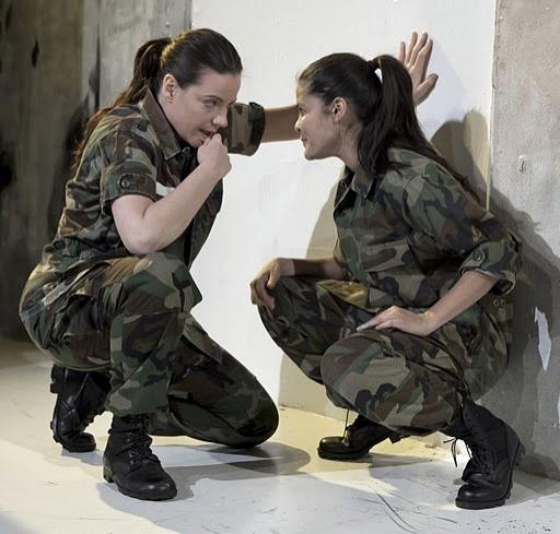Danielle Skraastad and Maha Chehlaoui