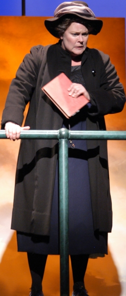 Sharon Kay White as Emma Goldman