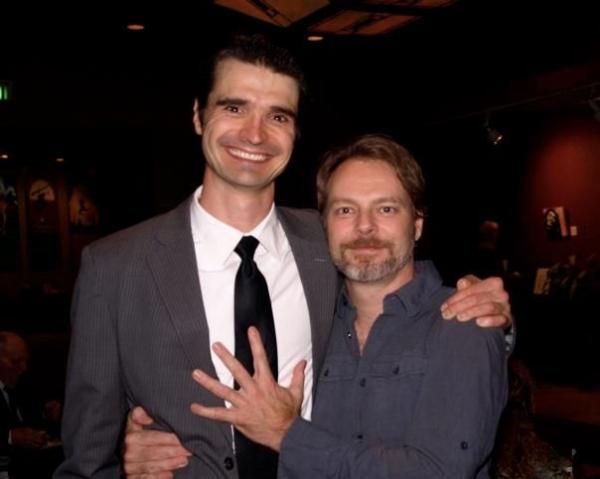 Matthew Miller and Bo Foxforth Photo