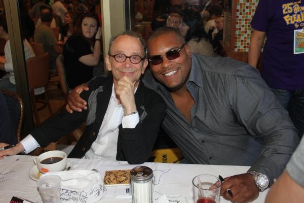 Joel Grey and Sean Ringgold Photo