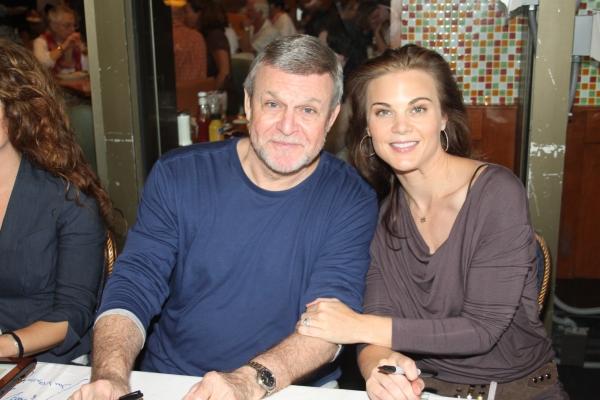 Ron Raines and Gina Tognoni