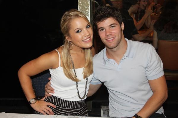 Kristen Alderson and Nic Robuck