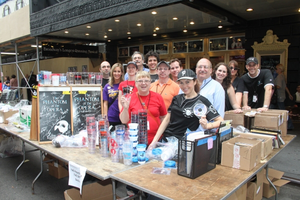 Photo Coverage: BC/EFFA 2011 Flea Market Merchandise Tables